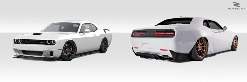 Dodge Challenger Circuit Body Kit