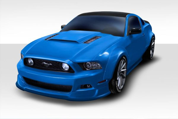 2010-2014 Ford Mustang Body Kits