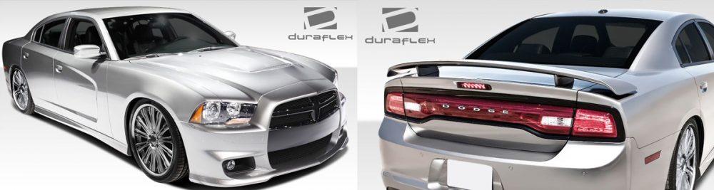 2011-2014 Dodge Charger SRT Body Kit