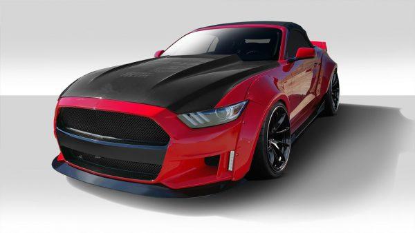 2015-2017 Ford Mustang Body Kits