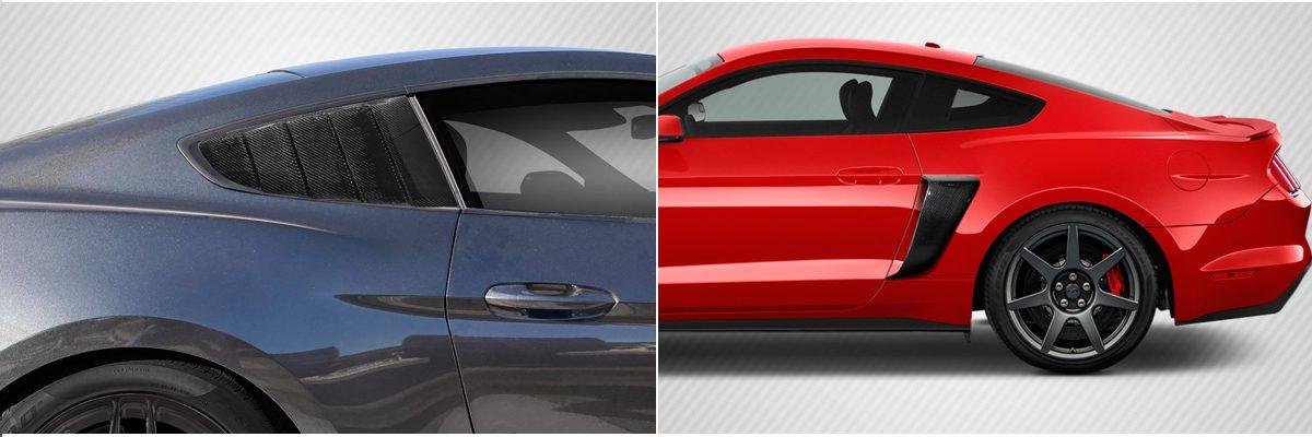 2018-2019 Mustang CVX