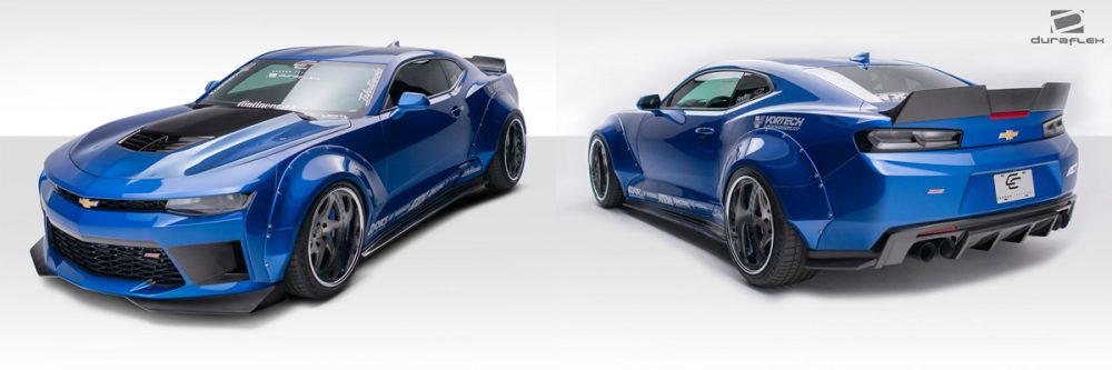 2016-2019 Camaro Wide Body Kit
