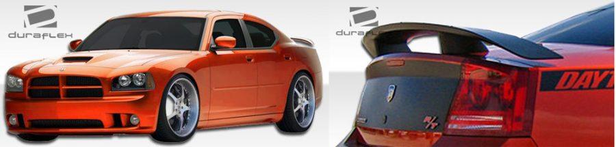 Dodge Charger SRT8 Body Kit