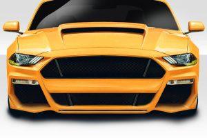 Duraflex Front Bumper